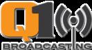 Q1 Broadcasting